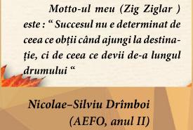 Oare ce încearcă Nicolae Drîmboi să devină?